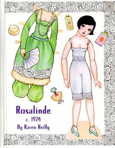 Rosalinde by Karen Reilly