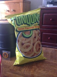 Breaking Bad Theme Dinner: Jesse's Funyuns