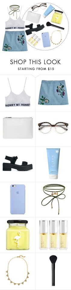 """""""#148"""" by jemma-07845 ❤ liked on Polyvore featuring H&M, Whistles, ASOS, CLEAN, Accessorize, Flamingo Candles, Anna Beck and NARS Cosmetics"""