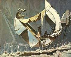 Syd Mead, visual futurist. (via Syd Mead, visual futurist)