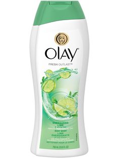 Olay Fresh Outlast Energizing Lime & White Tea body wash and beauty bar - bath and body products for women - scents Enegizing Lime and White Tea - works with natural pH of your skin Oil Of Olaz, Lime Tea, Bath N Body, Anti Aging Moisturizer, Olay, Beauty Bar, Beauty Essentials, Shower Gel, Body Wash