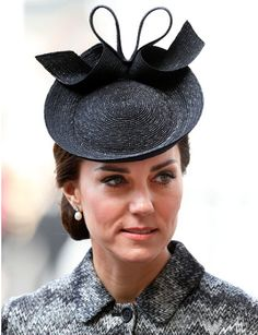 Duchess of Cambridge, Apr 5, 2017 in Silvia Fletcher for Lock & Co. | Royal Hats