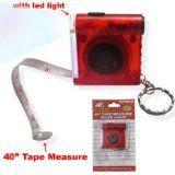 "Reviews 40"" Tape Measure w/Led Light Find Best Deals - http://salesoutletstore.com/reviews-40-tape-measure-wled-light-find-best-deals"
