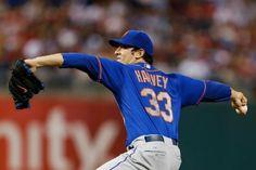 matt Harvey guns down Phils
