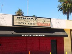 Who doesn't need to visit Jumbo's Clown Room anyway?  *Gonna go for the first time soon!!!