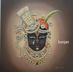 Pichwai Paintings, Indian Art Paintings, Mural Painting, Mural Art, Silk Painting, Krishna Art, Krishna Painting, Krishna Images, Lord Krishna