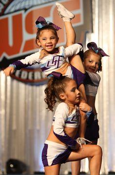 Little One's Got Talent! | Inside Cheerleading Magazine