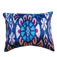 blue silk velvet cushions - Google Search Velvet Cushions, Throw Pillows, Silk, Google Search, Blue, Toss Pillows, Cushions, Decorative Pillows, Decor Pillows
