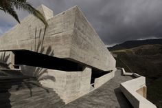 Back to Sacred Museum / Fernando Menis Architects