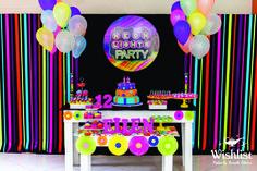 decoracion de 15 años en neon (5) Más