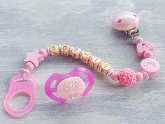 DIY Schnullerkette für dein Baby - Schritt für Schritt Anleitung - daydreamin - Blog