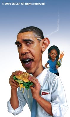 Barack And Michelle Obama Caricatures. Funny Caricatures, Celebrity Caricatures, Celebrity Drawings, Cartoon Faces, Funny Faces, Barack Obama, Arte Dc Comics, Caricature Drawing, Drawing Art