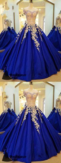 Elegant Applique Wedding Dress Off the Shoulder Long Prom Dress A-Line Evening Dress Formal Dress  #promdresses #fashion #shopping #dresses #eveningdresses