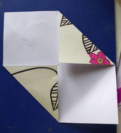 How to make paper envelopes