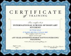 Learn How to Tattoo & Body Pierce Apprenticeship | Tattoo Body Piercing…