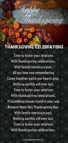 51 Best Thanksgiving Wishes Quotes 2018 Images Love Quote For Her