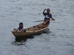 Boys on the Volta River