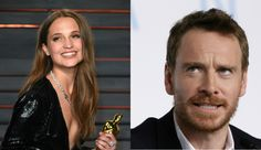 Alicia Vikander Too Busy For Boyfriend Michael Fassbender After Winning Oscar