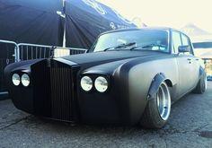 First Rolls-Royce Drift Car Is a Silver Shadow Raced by Boyzone's Shane Lynch