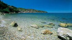 Spiaggia della Cantoniera. La Cantoniera beach. #argentario #maremma