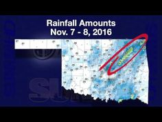 Mesonet Weather (11/12/16) Al Sutherland says fall is finally here and rainfall has been patchy.