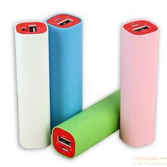 New 2200mAh External Power Battery Charger for Mobile Phones gift