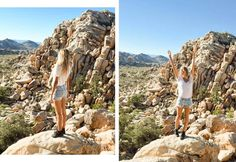 The Desert of Sisterly Love | Free People Blog #freepeople