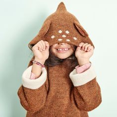 The final discounts are live on Smallable! Up to 60% off on hundreds of beautiful brands like Rylee +Cru, Emile et Ida, Bobo Choses, Numero 74… Oeuf NYC Bambi Alpaca Wool Baby Burnous Toddlers. Fashion. Jumpers. Kids. Clothes. Winter outfits. Winter Sale. Smallable. Fashion for Girls.