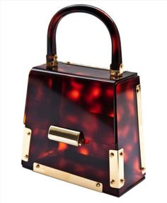 Borse in plastica Lucite bag