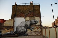 . ROA / London-Hackney Road