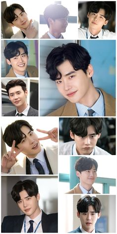 Everytime I look at you, it's like the first time. Lee jong suk