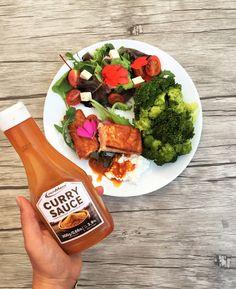 Meine Supplements #supplements #ironmaxx Discount Supplements, Curry Sauce, Ketchup, Food, Meals, Yemek, Eten