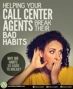 Help your #CallCenter reps be more productive by following these tips!