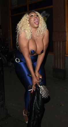 Hot Mess! Miley Cyrus Strips Down To Just Her Bra For A Raunchy Night Out In London | Radar Online