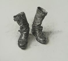 Atanas Matsoureff (ink drawing)