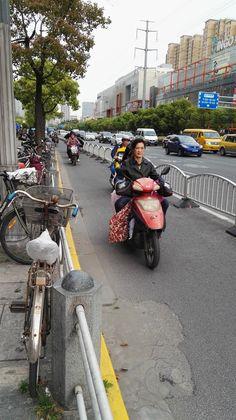 これが上海ライダーズ:ヘルメットって?