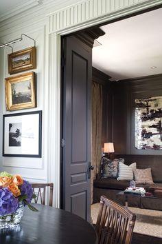 Black/ Charcoal doors!