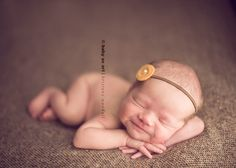 newborn baby photography by Brittany Woodall.