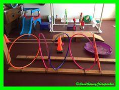 Puppy Playground, Playground Sand, Yorkies, Puppy Room, Puppy Nursery, Dog Backyard, Dog Enrichment, Dog Yard, Pet Hotel