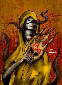 Yellow king Confira meu projeto do @Behance: