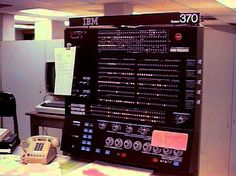 IBM 370 Mainframe
