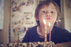 17 Frases lindas para decirle a tu hijo el día de su cumpleaños