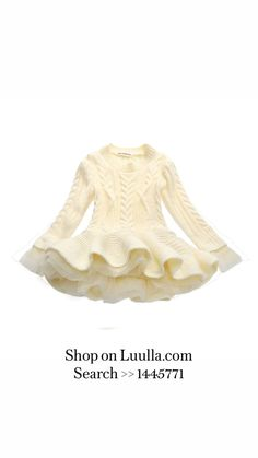 Little Girl Outfits, Kids Outfits, Cute Outfits, Tween Fashion, Girl Fashion, Anna Wintour, Girls Sweater Dress, Baby Kids Clothes, Muslim Fashion