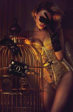 Gaby Fling for Pleasurements Boutique Amsterdam | Bordelle Gallardia Body