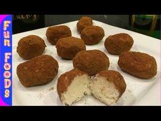 Irish Potato Candy - St. Patrick's Day Dessert Recipe - YouTube