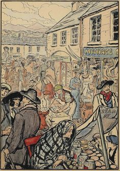 by Jack Butler Yeats
