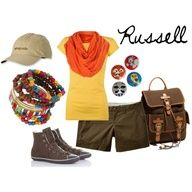 UP- Russell Such a cute backpack and idea of course:)