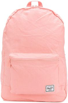 e91b86cf19c4 logo patch backpack  logo patch Peach School Essentials