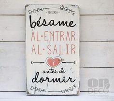 Cartel vintage | Besame....PROMO AMIGO