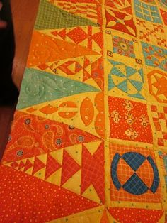 MARY LOU and CHERRIES TOO: Dear Lord, look at this Dear Jane! Linda Pederson is a wonderful quilt artist